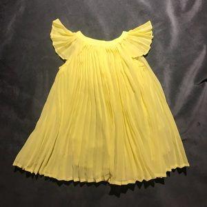Baby Gap pleated dress